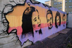 Murales Foscato Portale Giovani
