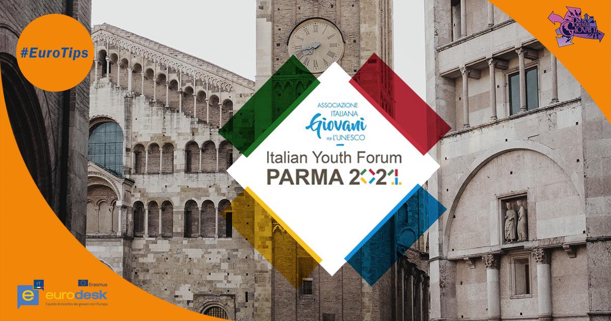 Italia Youth forum Parma 2021