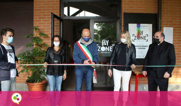 Inaugurazione Fly Zone
